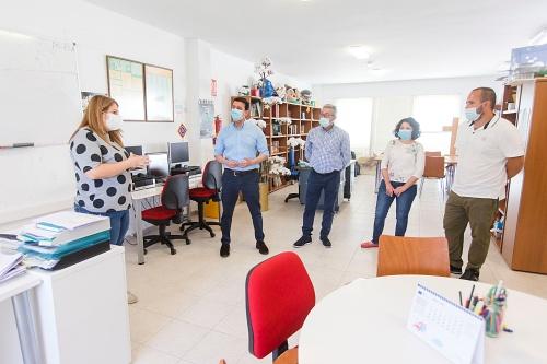 Diputación destaca el papel de los Centros Guadalinfo durante el estado de alarma
