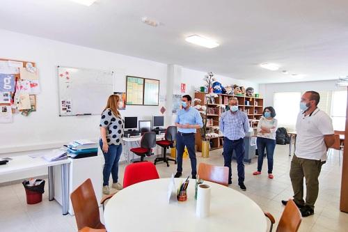 Diputación refuerza su compromiso con la 'digitalización' rural con Guadalinfo