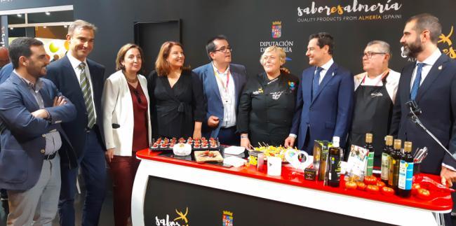 'Sabores Almería' se proyectan internacionalmente en 'Andalucía Sabor'