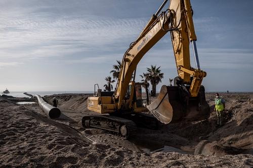 Finalizan las conexiones de las balsas de tormentas contra las inundaciones en la Urba