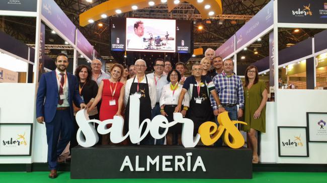 'Sabores Almería' se consolida en 'Andalucía Sabor'