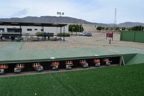 Gádor acondiciona las instalaciones del Centro de Tiro