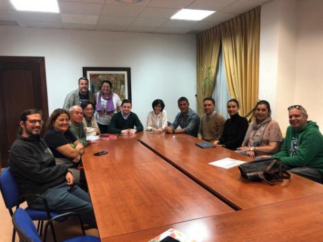 El Ayuntamiento de Roquetas prepara un diagnóstico medioambiental con distintos colectivos