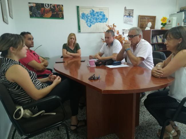 La Junta coopera en el emprendimiento turístico en la Alpujarra
