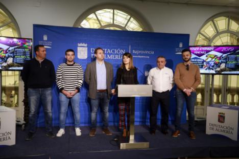 Macael será capital del motor con la I Copa de España de 'Hard Enduro'