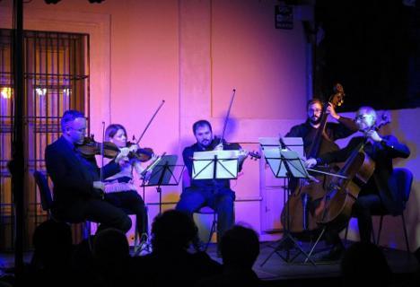 El Circuito de Música Clásica de Diputación continúa en Bayárcal