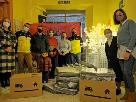 I Reto Solidario de Navidad del Club Atletismo Sureste
