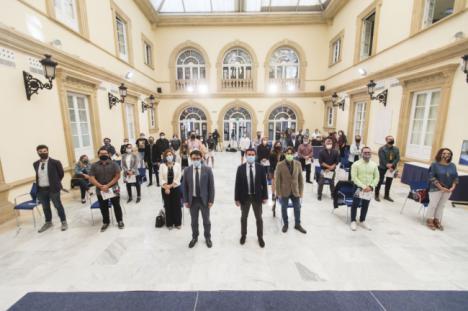 Diputación busca 'retener el talento' con sus ayudas directas al sector cultural