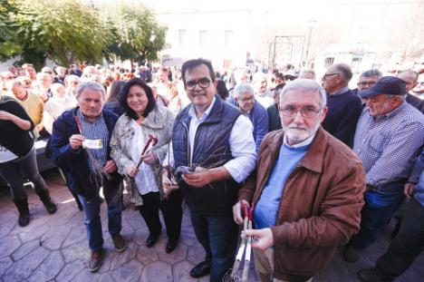 Diputación y 'Sabores Almería' apuestan por la tradición de la uva
