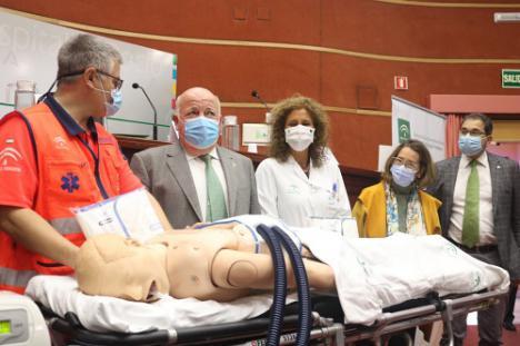 Andalucía investiga la fisioterapia respiratoria mecánica en pacientes de #COVID19