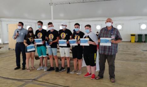 Jóvenes usuarios de los Guadalinfo de Sorbas, Pulpí y Uleila premiados en el CanSat