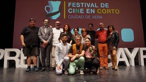 Finaliza la I edición del Festival de Cine en Corto 'Ciudad de Vera'