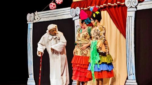 Diputación inicia su circuito 'Teatro de Verano' en Paterna del Río