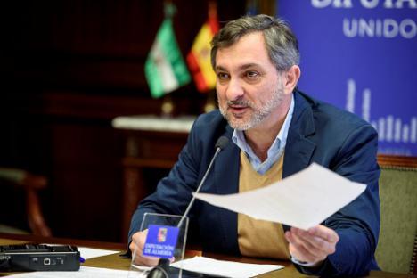 Diputación ofrece formación 'on line' a su plantilla