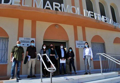 La Escuela del Mármol de Fines será sede permanente para competencias profesionales