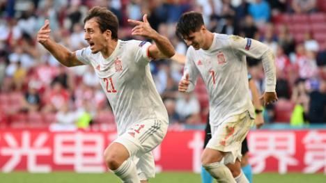 Los cuartos de final comienzan con el España - Suiza