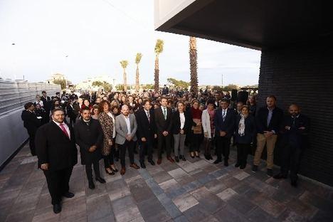 Los Gallardos estrena Espacio Escénico y entorno gracias a Diputación
