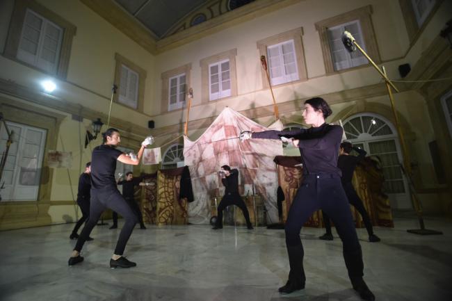 Diputación abre el plazo para los cursos en Artes Escénicas