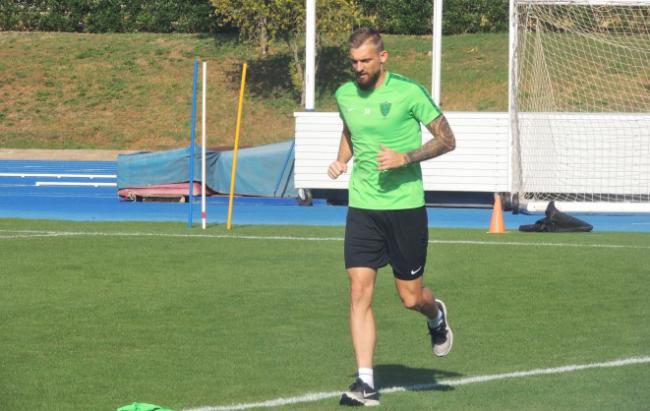 Esteban Saveljich está disponible para el encuentro frente al Granada CF