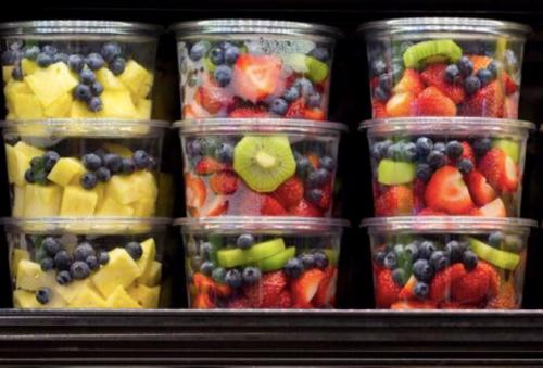 Tecnología almeriense que alarga la vida de la fruta envasada