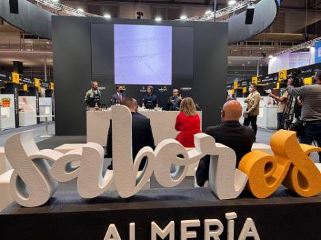"""Cosentino con """"Sabores Almería"""" en Salón Gourmets 2021"""