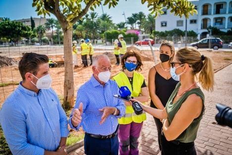 Se inician las excavaciones arqueológicas en los restos de Turaniana