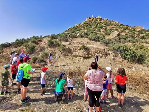 Visitas guiadas a las excavaciones arqueológicas del Cerro del Espíritu Santo de Vera