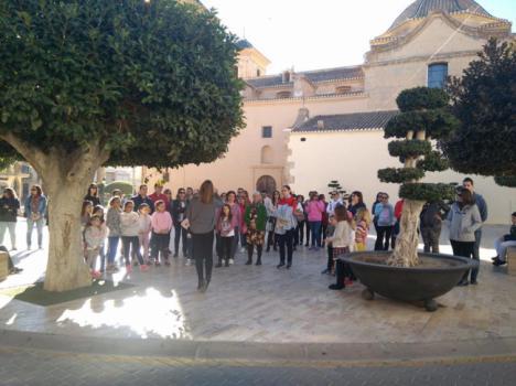 Más de 6.000 visitantes conocen Huércal-Overa el pasado año