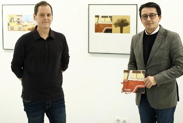 Alfareros muestra los 'Diálogos' entre fotografías de Cristóbal Carretero
