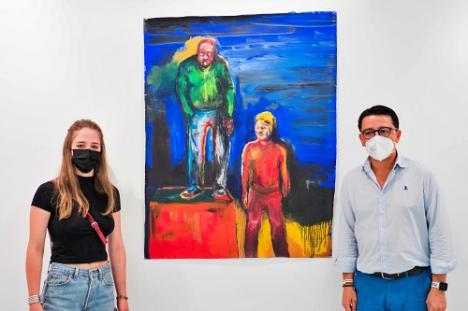 Celia La Calle expone 'Tiempo compartido' en Alfareros