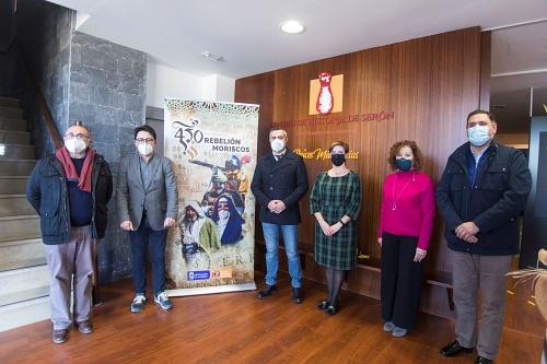 Diputación lleva a Serón el '450 Aniversario de la Rebelión de los Moriscos'