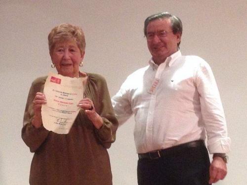 Fallece la exconcejal socialista Charín Gurriarán