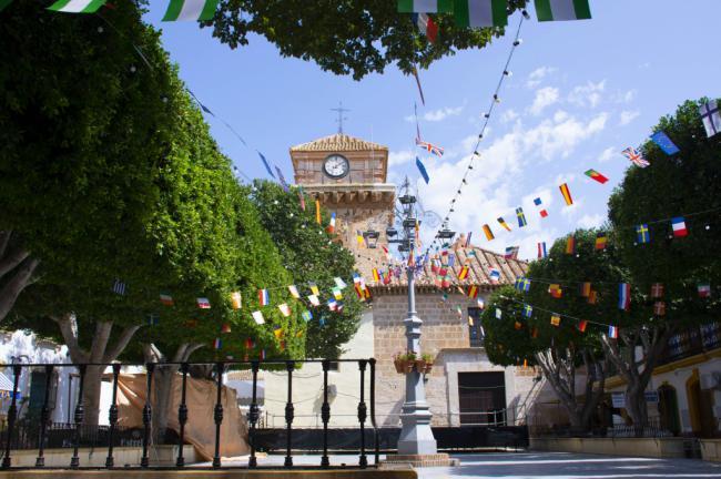 La Villa de Níjar despide el verano con su tradicional Feria