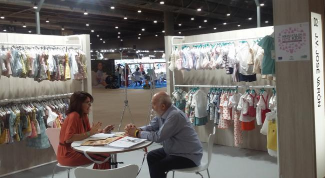 Almería exporta por 11,4 millones de euros en moda infantil