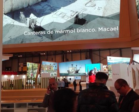 Macael relanzará en FITUR su turismo ligado al mármol