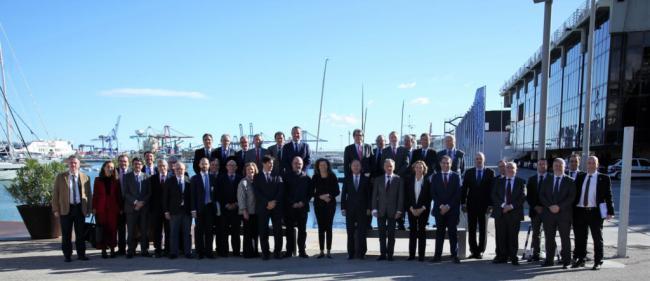 El Puerto de Almería recibirá 1,18 millones del Fondo de Compensación Interportuaria para inversiones en 2019