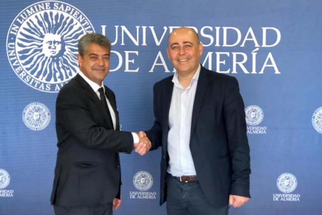 UAL y Huércal Overa se unen para la alta formación empresarial