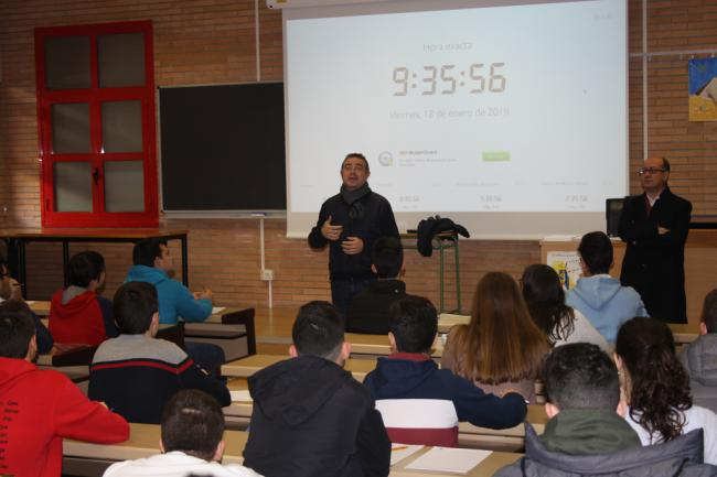 Almería acogerá la fase final de la próxima edición de la Olimpiada Matemática