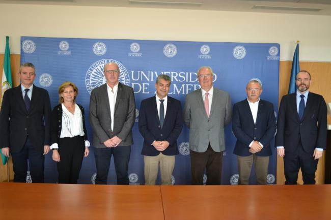 La UAL suma su conocimiento e investigación a Andalucía Smart City