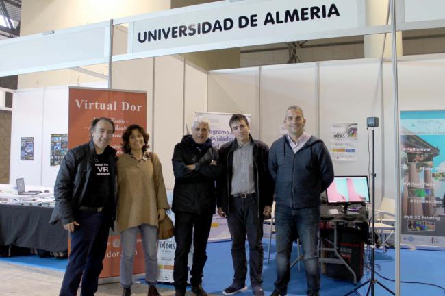 La UAL, presente en Roquetas Gaming Show