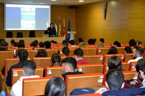 Jornadas de economía social en la UAL