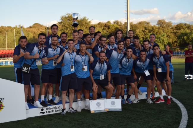 Bronce 'dorado' para la Universidad de Almería en el Campeonato de Europa