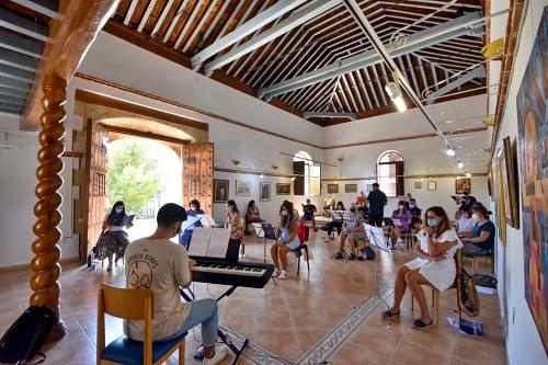 Éxito del Festival de Música Renacentista y Barroca de Vélez Blanco de la UAL