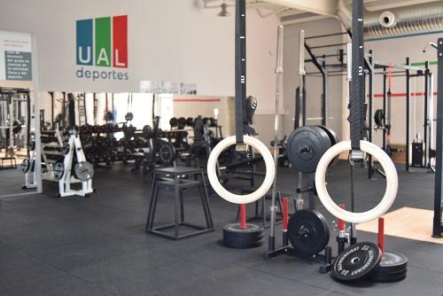 El lunes abren la piscina y la sala de fitness de la UAL