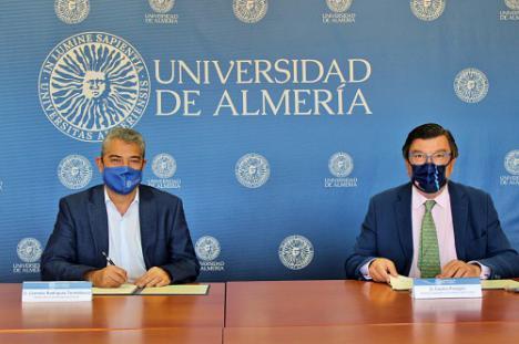 Primeros pasos hacia la Cátedra Primaflor de Agricultura Sostenible y de Alimentación Saludable en la UAL