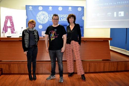 La Facultad de Poesía José Ángel Valente presenta una programación plurilingüista