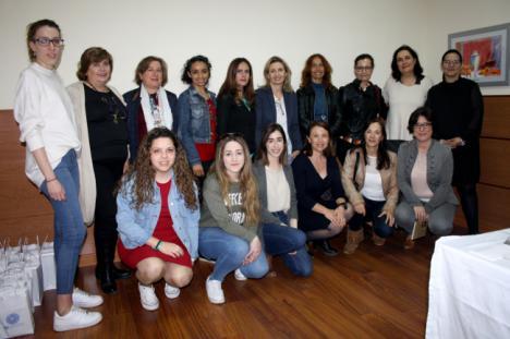 Participantes de 'Ciencia, Ingeniería, Género y Vocación' realzan la importancia de actividad y esperan su continuidad