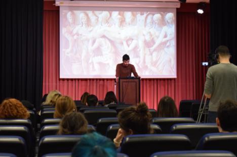 El Canto XXIV de La Ilíada en la Universidad de Almería