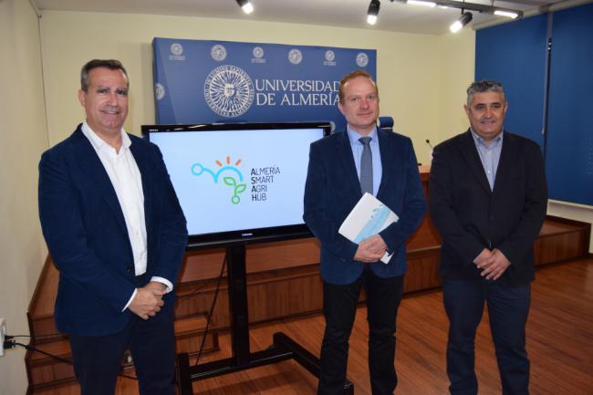 SmartAgriHub es la transformación digital del sector agrícola