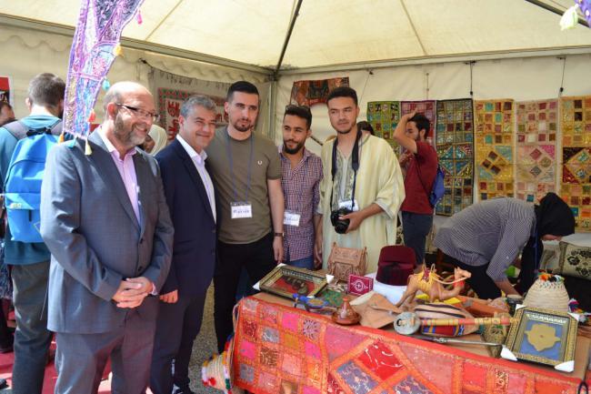 La UAL se pone el 'traje de la multiculturalidad' con la Feria de las Naciones